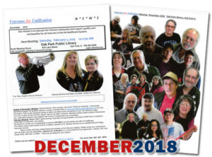 VU Newsletter December 2018