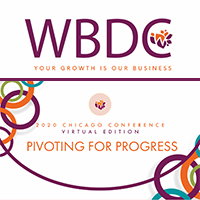 SAVE THE DATE: WBDC 2020 Virtual Conference!