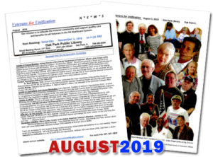 VU Newsletter August 2019