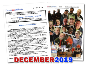 VU Newsletter December 2019