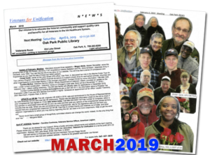 VU Newsletter March 2019