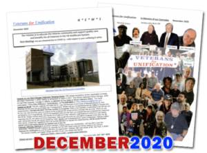 VU Newsletter December 2020